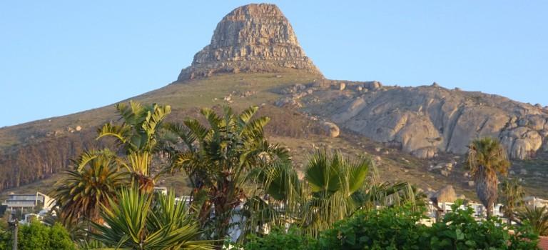 Die ersten Tage in Kapstadt