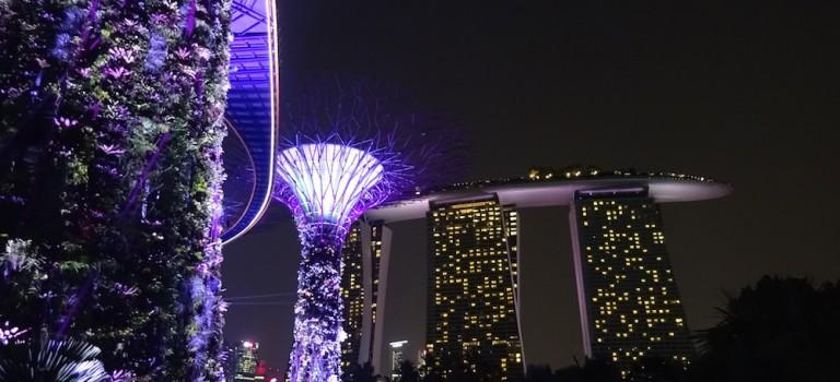 Singapur – Das Tor nach Asien